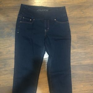 JAG High Rise Straight Crop 12 Jeans